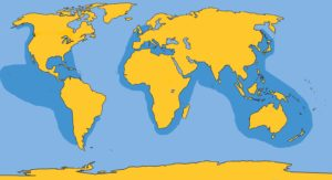 False Killer WHale Map